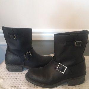 Frye Engineer Moto boots